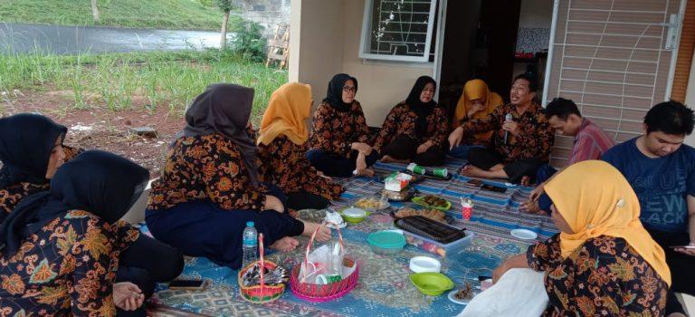 Silaturahmi dan Syukuran Pegiat Literasi